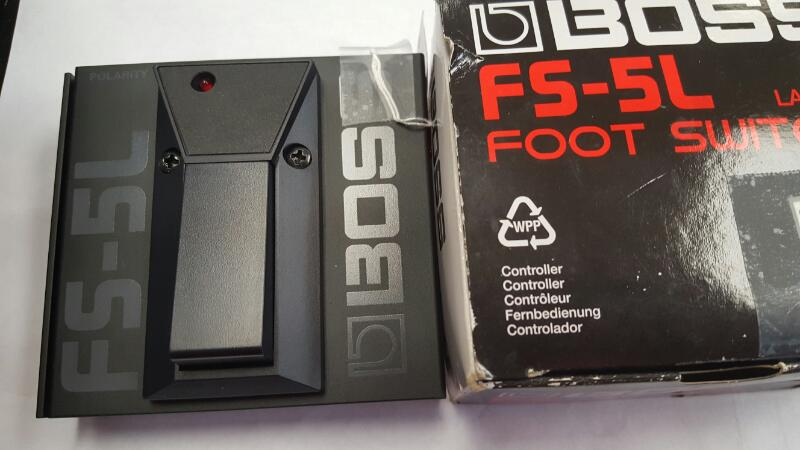 BOSS Effect Equipment FS-5L