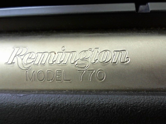REMINGTON FIREARMS & AMMUNITION Rifle 770
