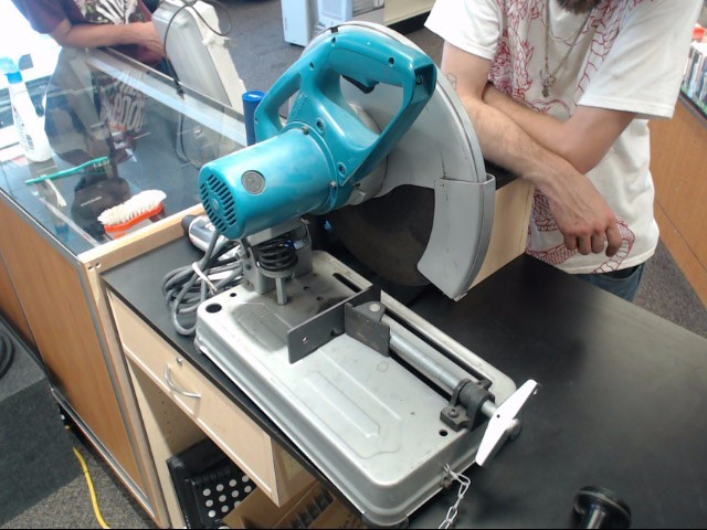 MAKITA Radial/Chop Saw 2414NB