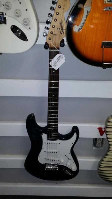 Fender Squire Stratocaster