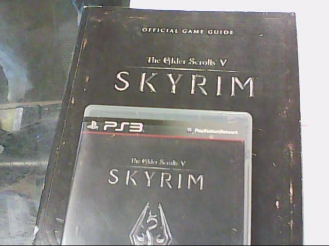 SONY Sony PlayStation 3 Game PS3 SKYRIM