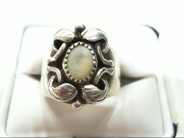 Lady's Silver Ring 925 Silver 7g