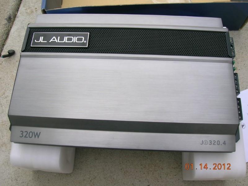 JL AUDIO Amplifier J2 320.4
