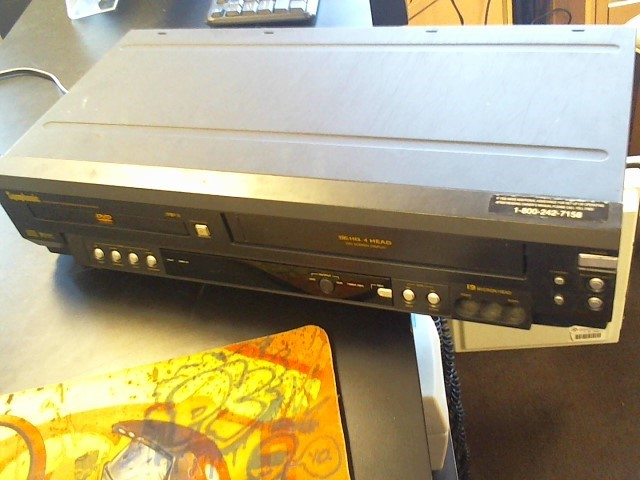 SYMPHONIC DVD Player WF803