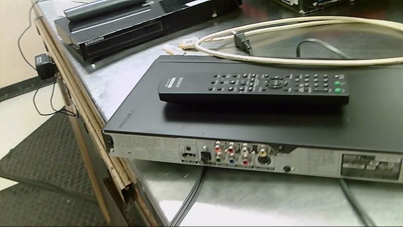 SONY HDMI DVD PLAYER,REMOTE DVP-NS700H
