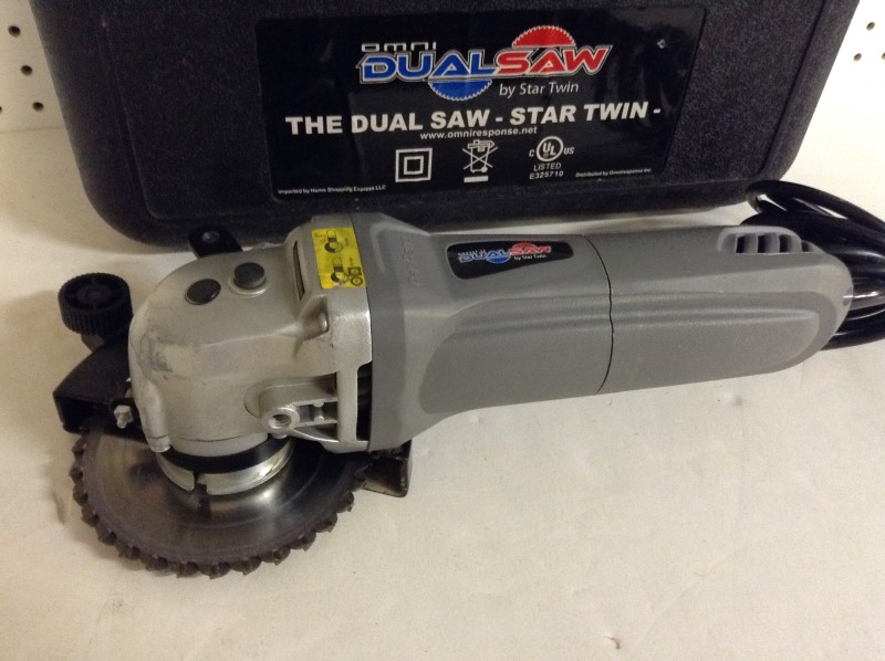TWIN STAR Circular Saw DUAL SAW
