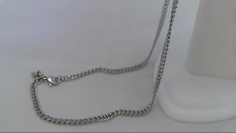 Necklace/Pendant Silver Stainless 27.2g