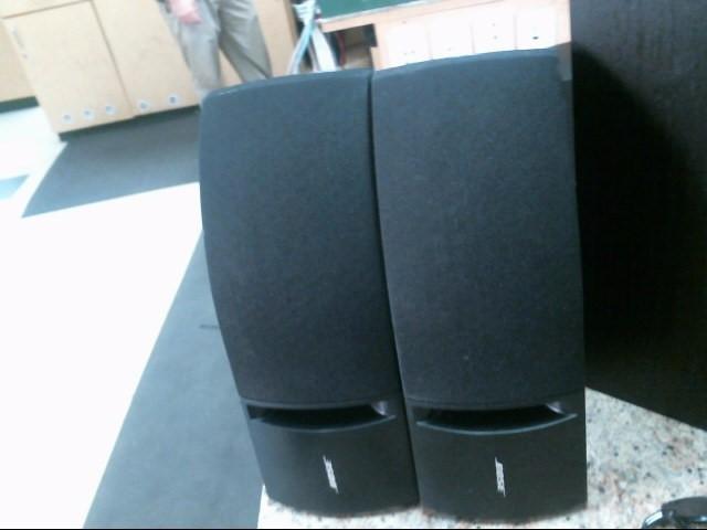 BOSE Speakers/Subwoofer 161 SPEAKER SYSTEM PAIR