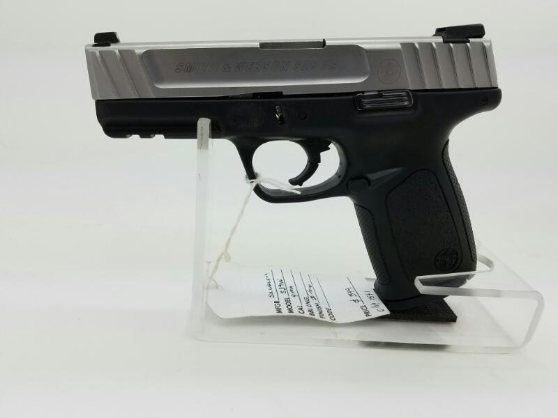S & W Pistol SD9VE