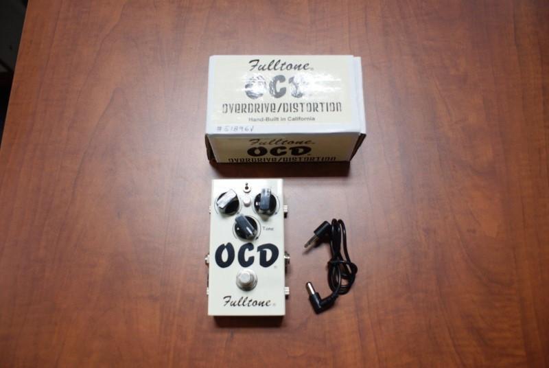 FULLTONE Effect Equipment OCD