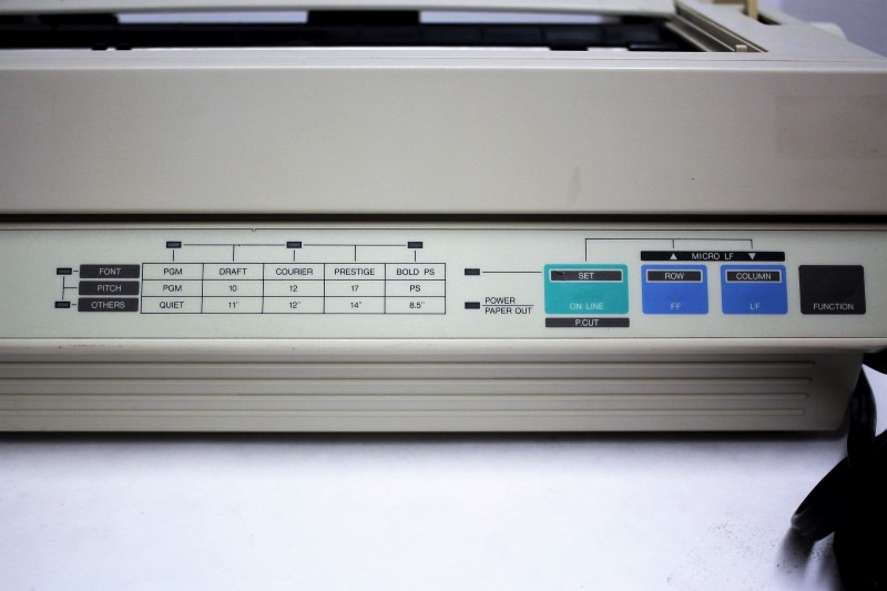 PANASONIC Printer KX-P1180