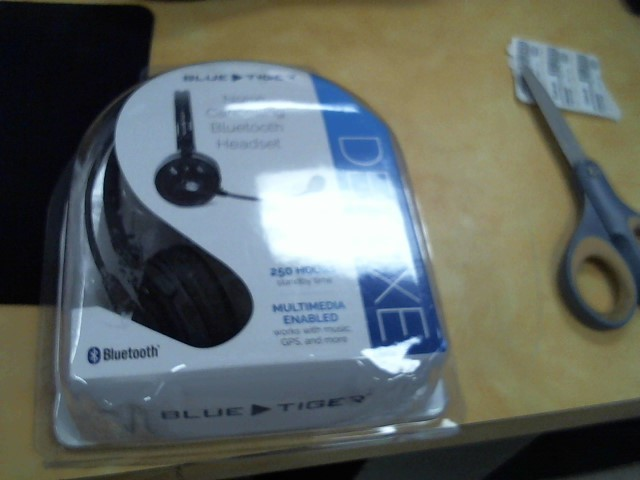 BLUE TIGER Headphones ELITE HEADPHONE