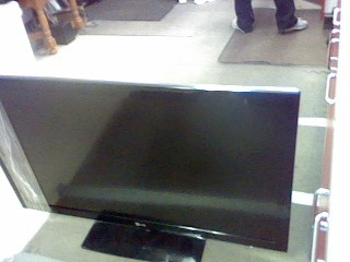LG Flat Panel Television 47LD450