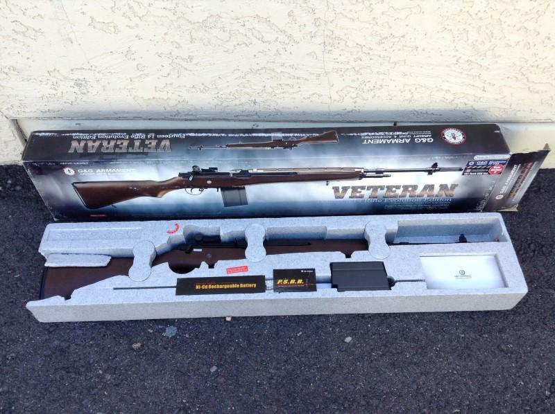 G&G ARMAMENT Air Gun/Pellet Gun/BB Gun EGM-014-VET