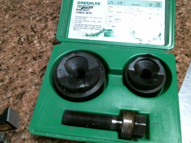 GREENLEE Miscellaneous Tool 737BB