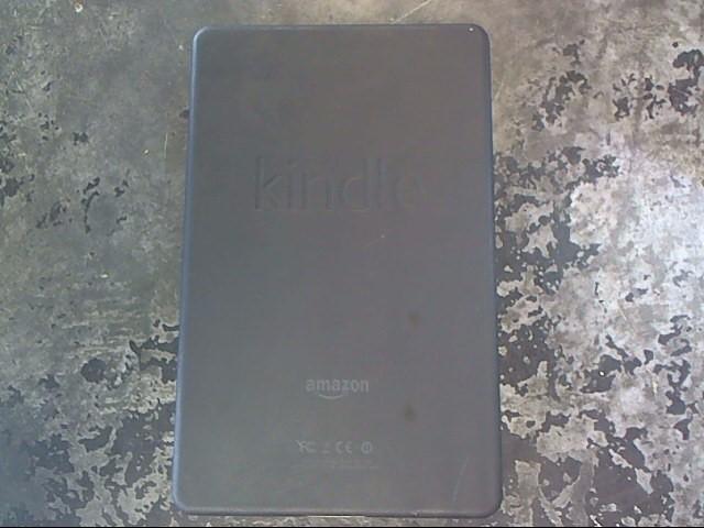 AMAZON Tablet KINDLE FIRE D01400