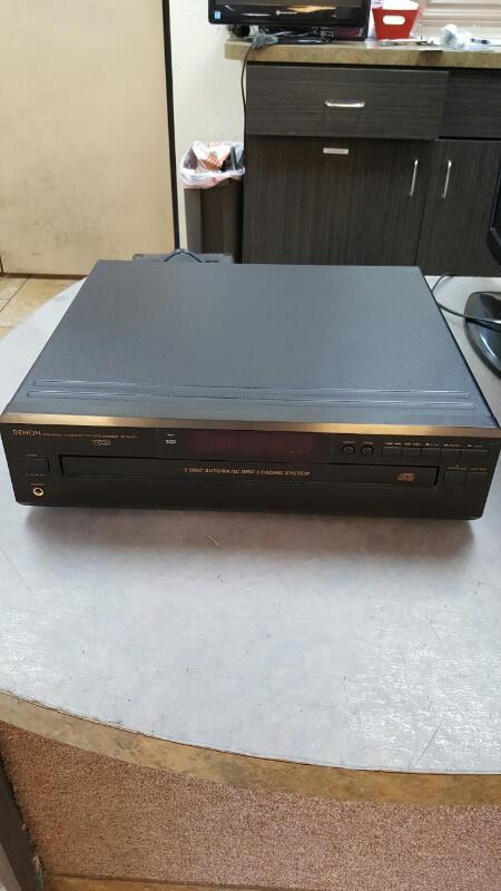 DENON Receiver DMC-370