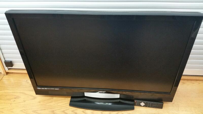 Vizio Flat Panel Television SV420XVT1A