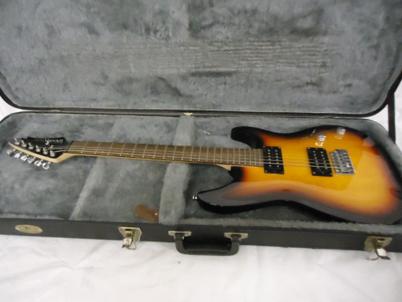 LAGUNA Electric Guitar COMFORT CARVED