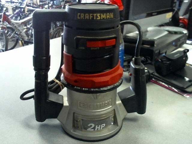 CRAFTSMAN Router 315.175060