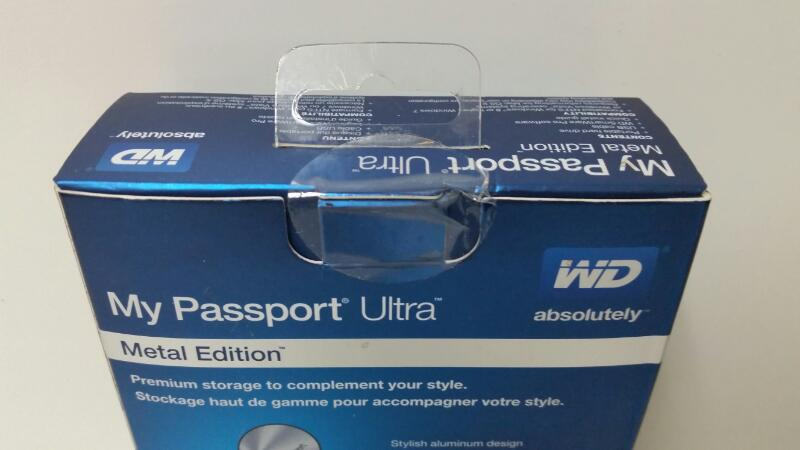 WESTERN DIGITAL WDBTYH0010BSL MY PASSPORT ULTRA METAL EDITION 1 TB