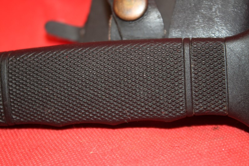 """Sog Specialty Knife, Knive Bowie Seki Japan, 7"""" Blade, with Case"""