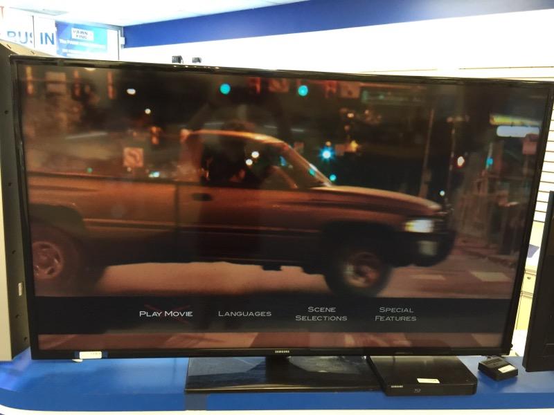 SAMSUNG Flat Panel Television UN60FH6200FXZA