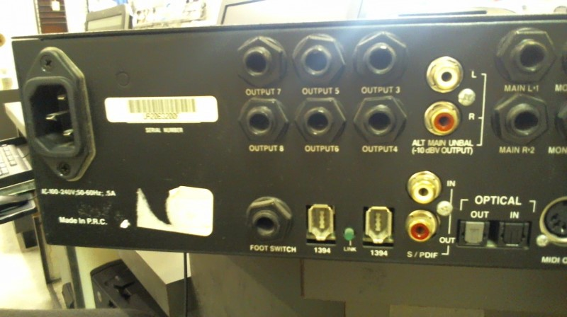 DIGIDESIGN DJ Equipment MX002RK