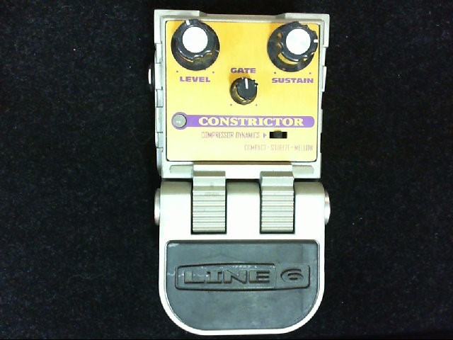 LINE 6 Effect Equipment CONSTRICTOR