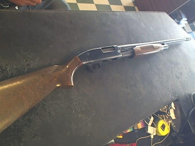 WESTERN FIELD Shotgun M550ABD