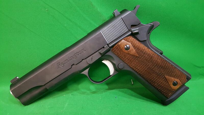REMINGTON Pistol 1911 R1 BLUE 45ACP