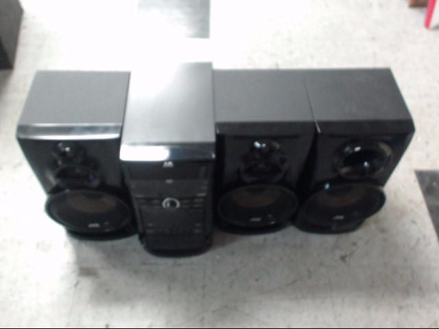 JVC Mini-Stereo CA-DX J21