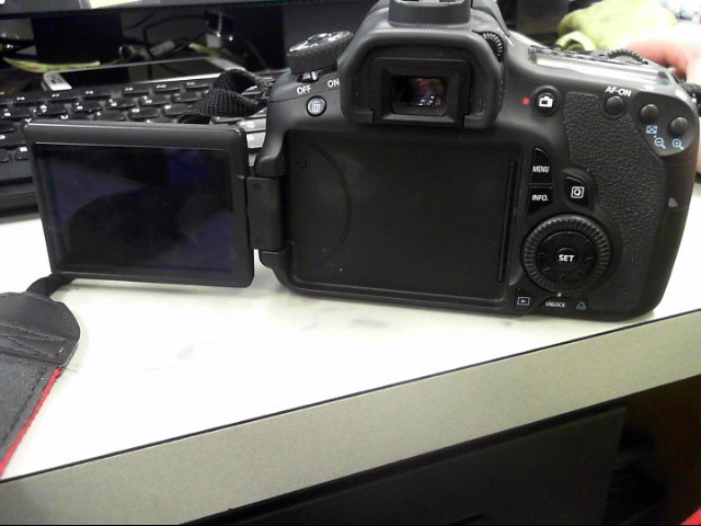 CANON Digital Camera EOS 60D