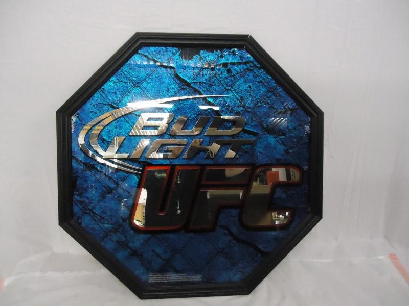 BUD LIGHT UFC MIRROR