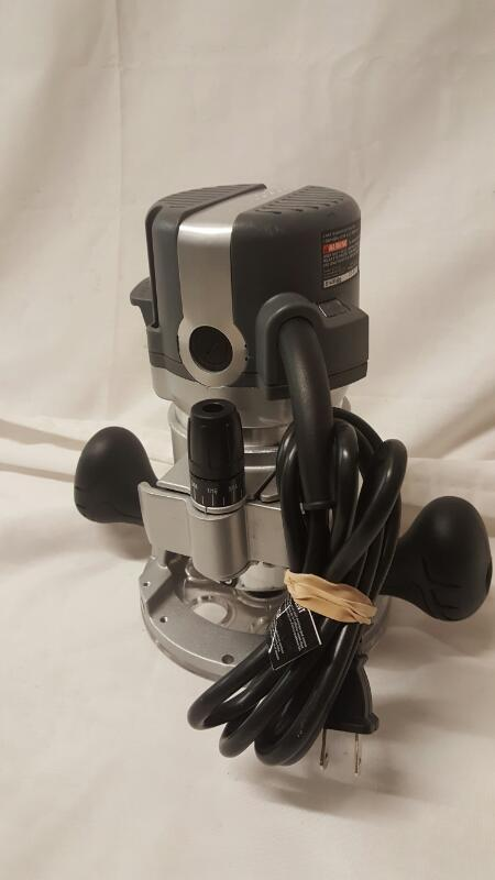 CRAFTSMAN Router FIXED 320.37595
