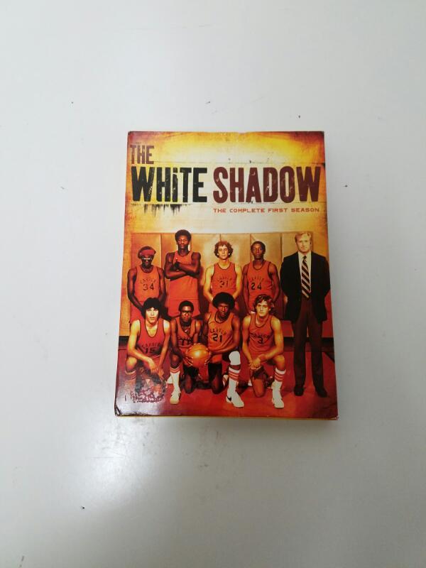 The White Shadow Season 1 on DVD