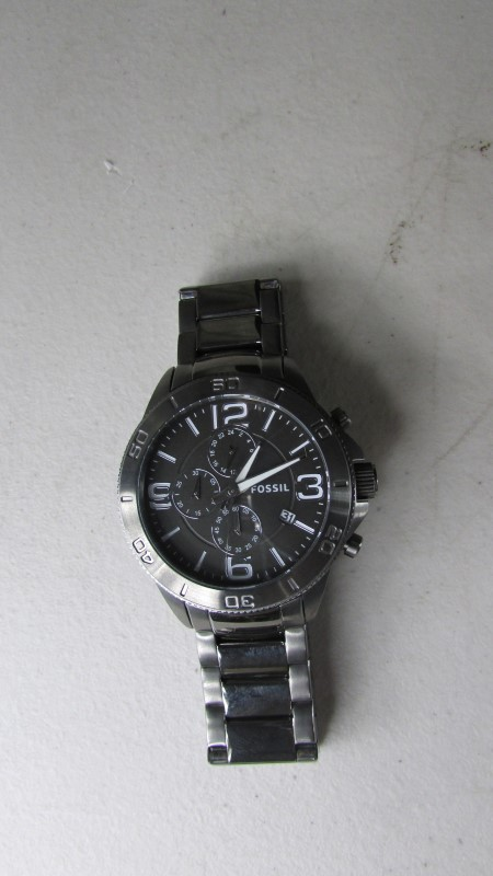 FOSSIL Gent's Wristwatch BQ1625
