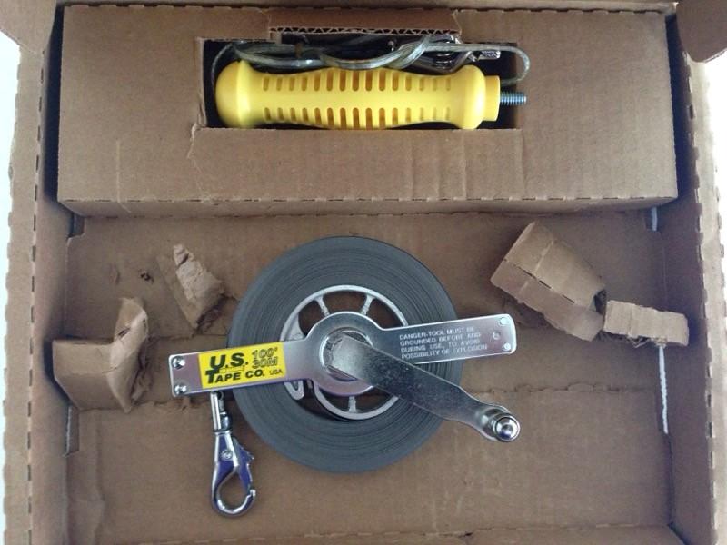 U.S. TAPE CO Measuring Tool TANK GAUGING TAPE