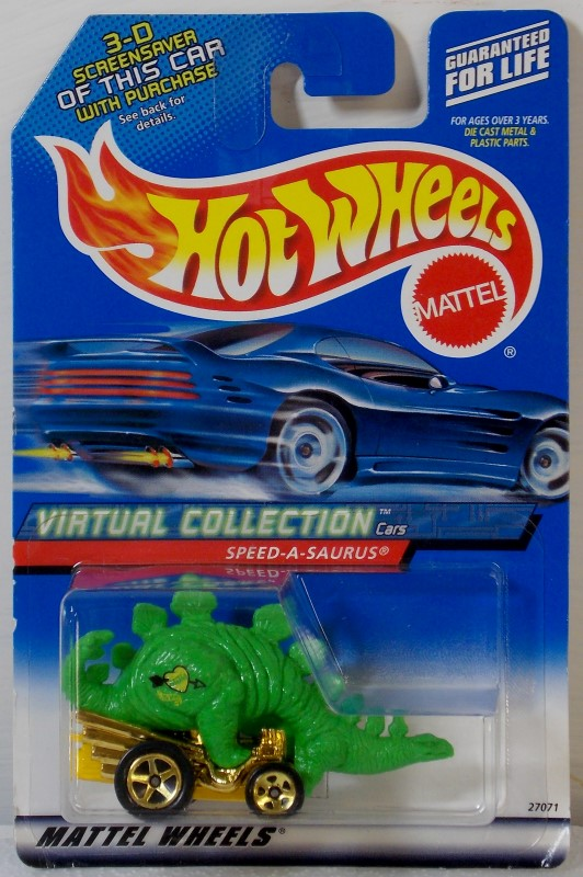 HOT WHEELS: 2000 VIRTUAL COLLECTION, 15 CARS
