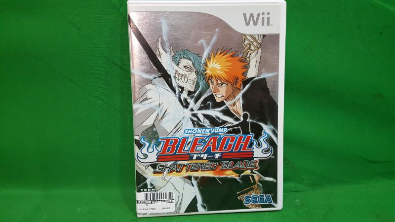 NINTENDO Nintendo Wii Game BLEACH: SHATTERED BLADE