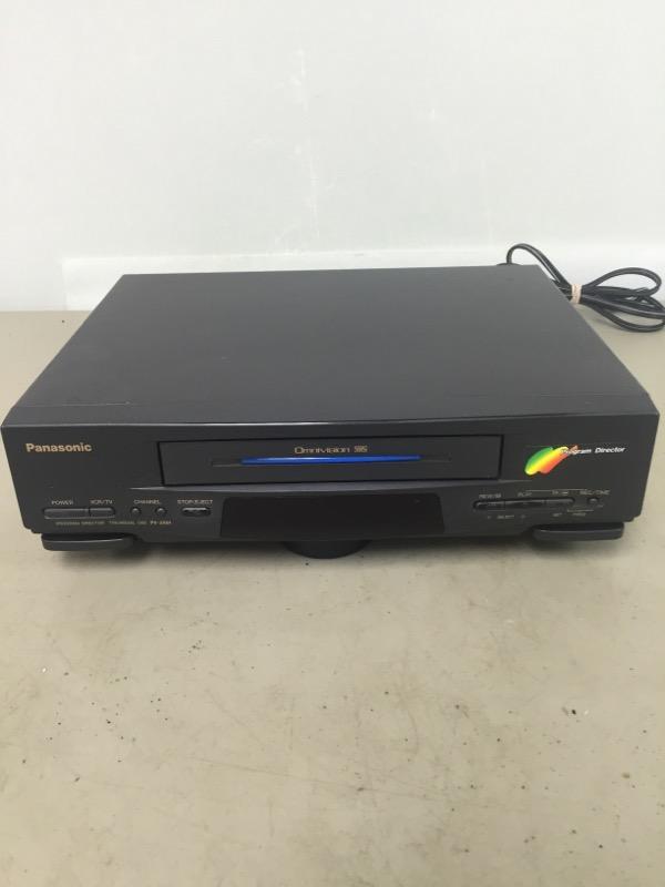 PANASONIC Tape Player/Recorder PV-2501