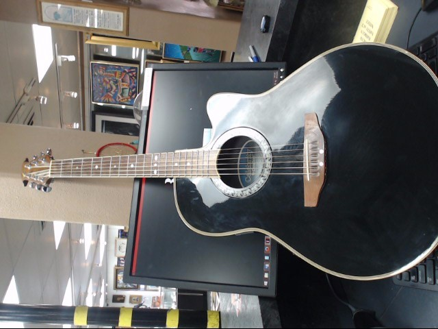 OVATION Electric-Acoustic Guitar CELEBRITY CC057