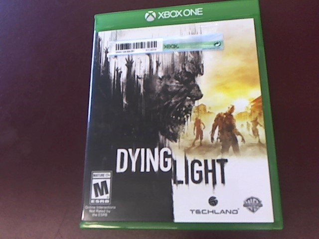 MICROSOFT Microsoft XBOX Game DYING LIGHT - XBOX ONE