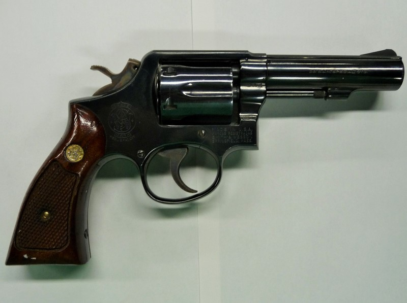 SMITH & WESSON 10-6 38 SPECIAL