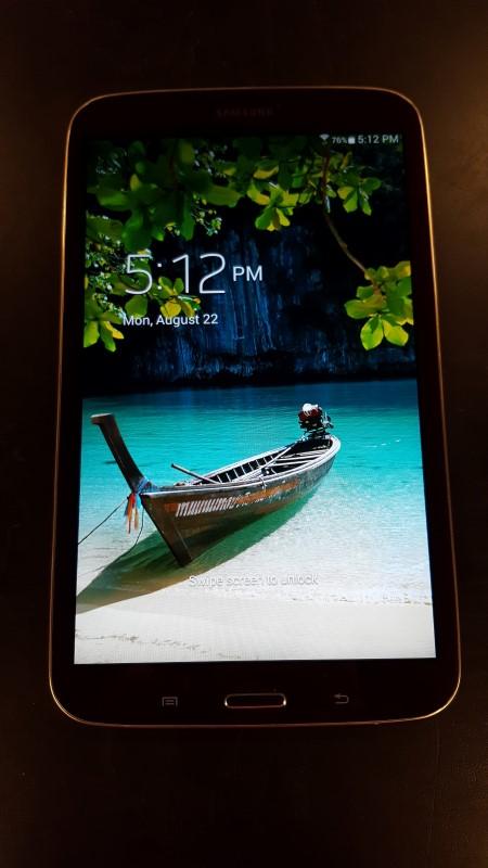 SAMSUNG Tablet SM-T310