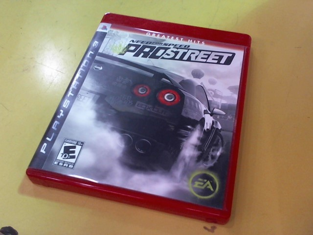 SONY Sony PlayStation 2 Game NEED FOR SPEED PROSTREET GREATEST HITS