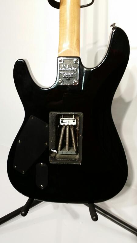 SCHECTER Electric Guitar C-1FR]