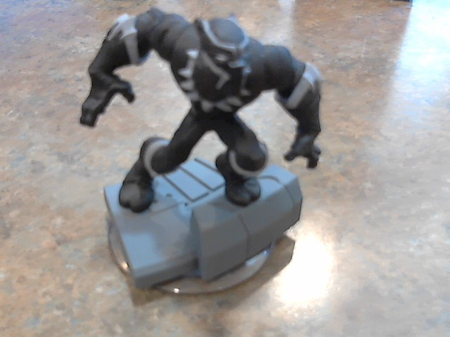 DISNEY Classic Toy DISNEY INFINITY 3.0 MARVEL BLACK PANTHER FIGURE