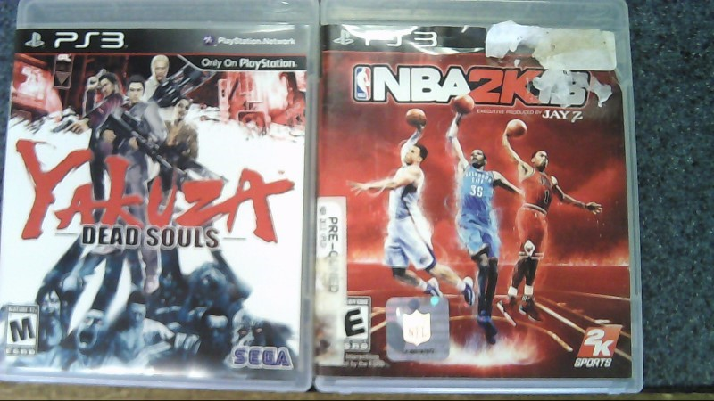 NBA Sony PlayStation 3 Game 2K13 PS3 GAME