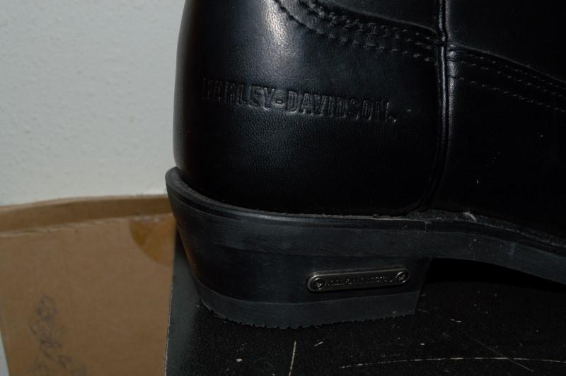 HARLEY DAVIDSON Ladies Cowboy Boots, Size 6